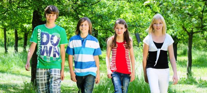 Ferienfreizeit für Kinder mit Diabetes