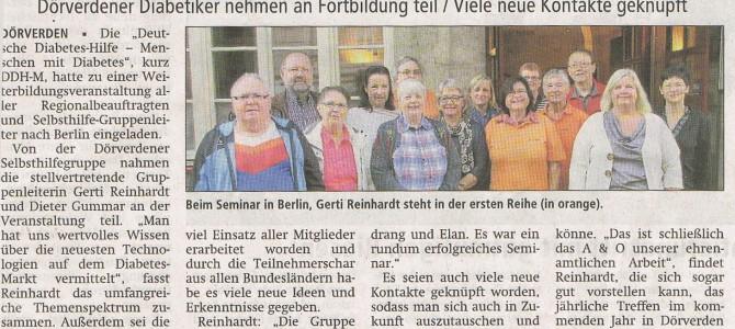 Gruppenleitertreffen in Berlin