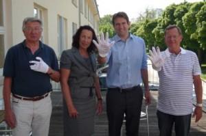 Treffen mit MDB Andreas Jung - Diabetes Forum Radolfzell e.V.